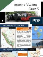 Transporte y Vialidad Quilca