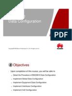 BSC6810 Data Configuration
