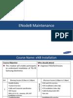 EnodeB MaintenanceTraining for RJIL FEOs V2.0.pdf