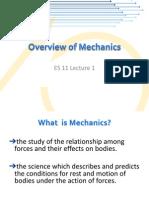 Lec 1 - Fundamental Concepts, Force Vectors