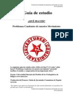 Guía de Estudio Qué Hacer (JC de Castilla-León)