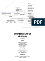 Pathophysiology of Asthma