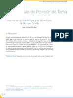 Historia Del Ojo, Una Lectura a La Luz Del Erotísmo de Georges Bataille - Adrián J. Periañez
