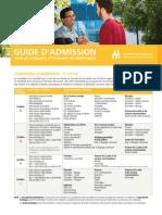 Guide Adminternational2014 15