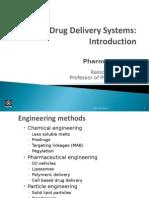 Drug Delivery Introduction