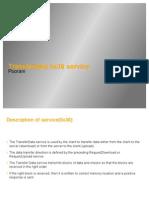Transferdata 0x36 Service UDS