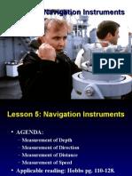 05 Navigation Instruments