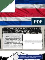Corrupcion en Costa Rica