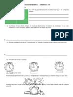 Revisão Matemática 2ºANO - EF