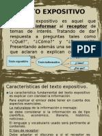 Ppt Texto expositivo 8º básico