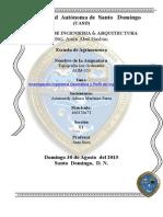 ING.geomatica