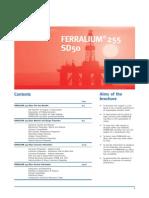 Ferralium Leaflet