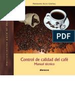 Control de Calidad Del Cafe
