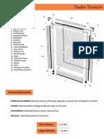 Ficha Tecnica Porta Rede