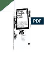 VII Congreso IC - Fascismo, Democracia y Frente Popular (Cuadernos PyP 76)