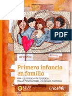 Primera Infancia en Familia