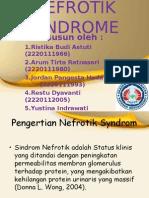 151606395 Ppt Nefrotik Syndrome Ppt