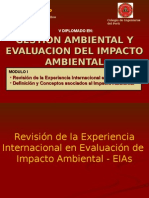 Gestion Ambiental y Eva. de Impac. Am
