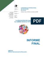 Conferencia Internacional Sobre Educación -Final_report_spa