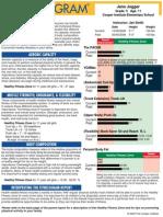 fitnessgram report to parents