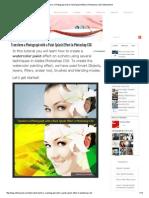 Transform a Photograph With a Paint Splash Effect in Photoshop CS6 _ EntheosWeb