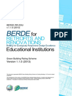 Berde Retrofit and Renovations for Educational Facilities