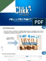 CLIKK Agencia de Marketing Digital Servicios 2015