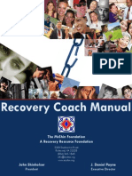 Recovery Coach Manual