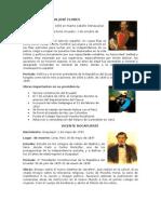 Biografias de Varios Presidentes JUAN JOSÉ FLORES