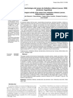 Versión Online ISSN 1727-9933 Rev. Peru. Biol.