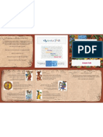 Mayan Gods Brochure