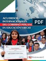 Acuerdos_internacionales de Educacion y Becas