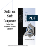Yildiran - Shafts and Shaft Components