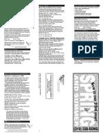Brochure - Spring 2015