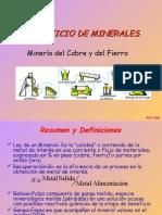02 Beneficio de Minerales