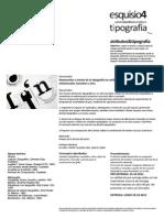 Atributos y Tipografia