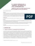 Origen, Utilidad y Límites Teóricos de La Cuantificación Cerámica. Un Aporte a La Arqueología Social Latinoamericana
