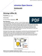 Driving LEDs (II)