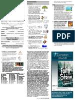 sep 5 2015 bulletin