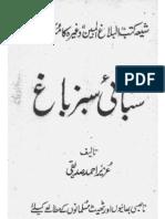 Sabai Sabz Bagh by Uzair Ahmad Siddiqui