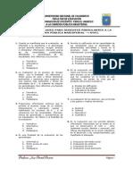 Examen Conocimientos Pedagogicos UDC