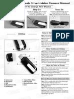 Usb Flash Drive Hidden Camera and Audio Recorder Manual Web Reduced