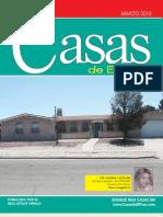 Casas de El Paso - Marzo 2010
