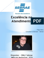 Excelncianoatendimento Palestrasebrae 08-11-2011 111109083445 Phpapp01