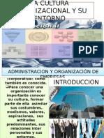 LA CULTURA ORGANIZACIONAL Y SU ENTORNO.pptx