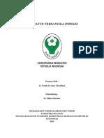 Potofolio Neonatus Tersangka Infeksi