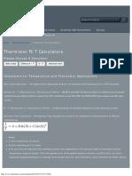 Thermistor R_T Calculators _ QTI Sensing Solutions