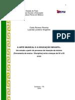 242072837 a Arte Musical e a Educacao Infantil Carla Ramos e Luanda Virgolino PDF