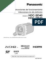 HDC-SD40