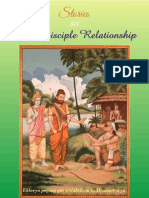 Stories on Guru Disciple Relationship